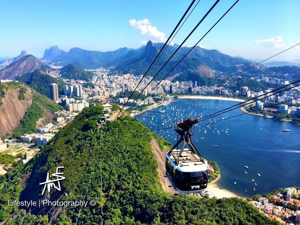 Le téléphérique de Rio ©Maui Neri