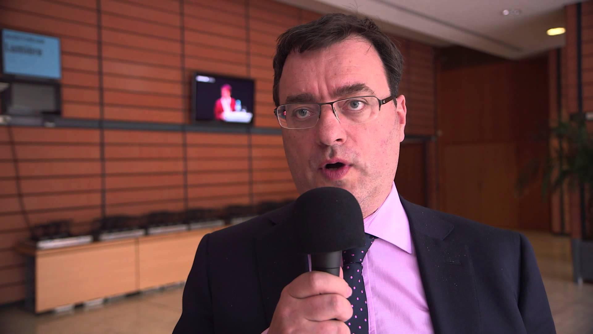 Olivier Charmeil, PDG de Sanofi-Pasteur ©DR