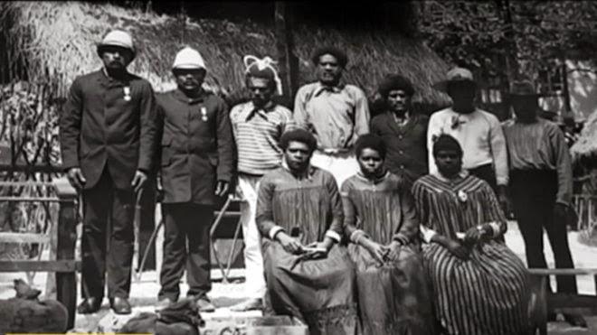 C'est en 1946, à la fin de la Seconde Guerre mondiale que le Code de l'indigénat est abolit. Les Kanak ont désormais le droit de vote et commencent à s'approprier le territoire électoral ©DR