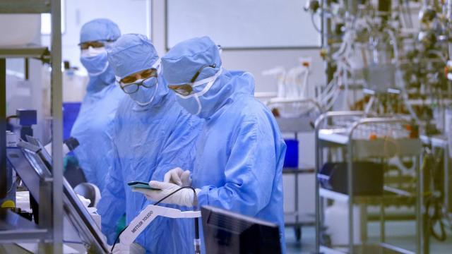 Début décembre, l'institut Sanofi-Pasteur a créé le premier vaccin contre la dengue ©Reuters