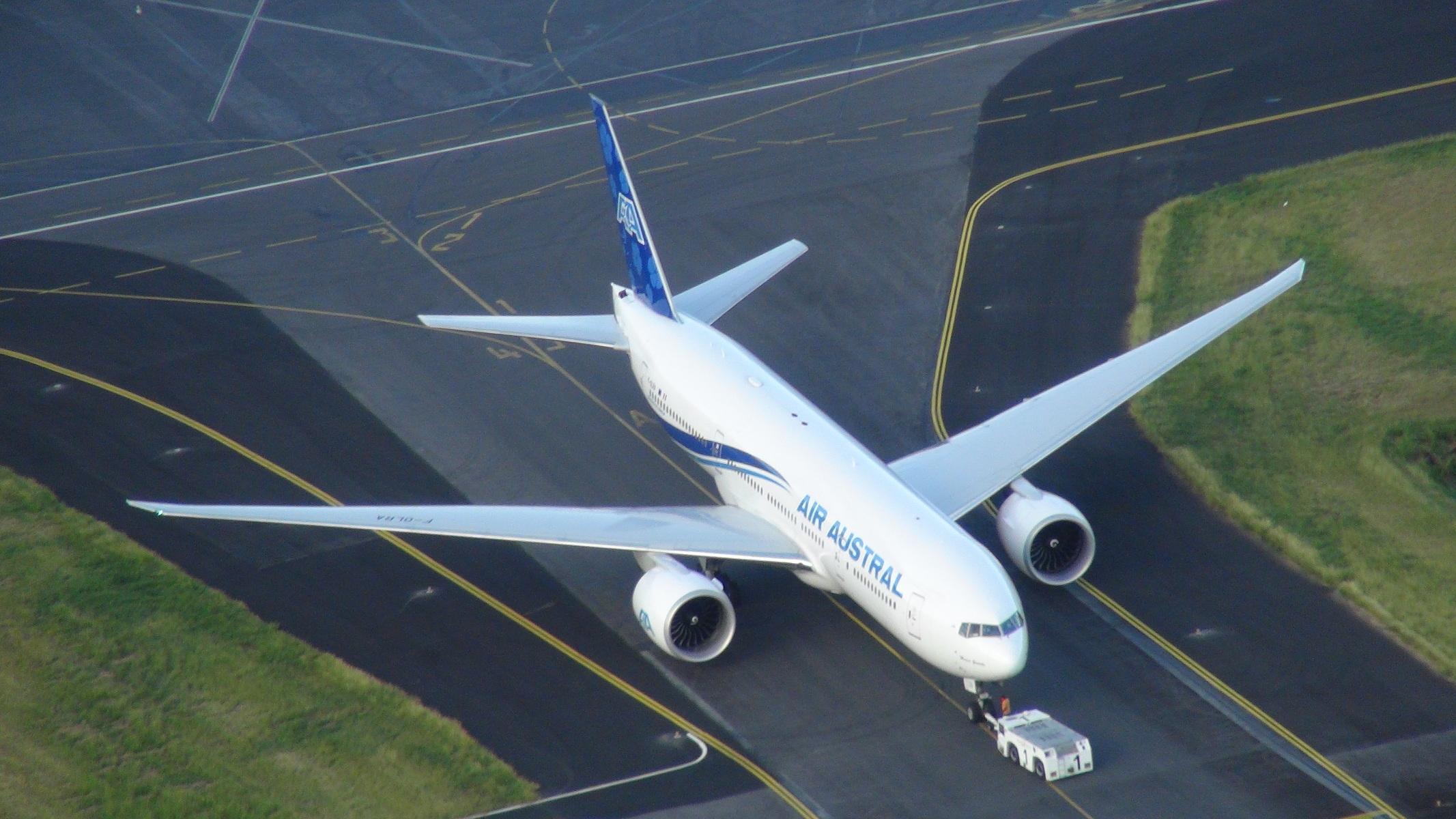 La compagnie Air Austral est un pivot important pour l'aéroport de Mayotte ©Aéroport de Mayotte