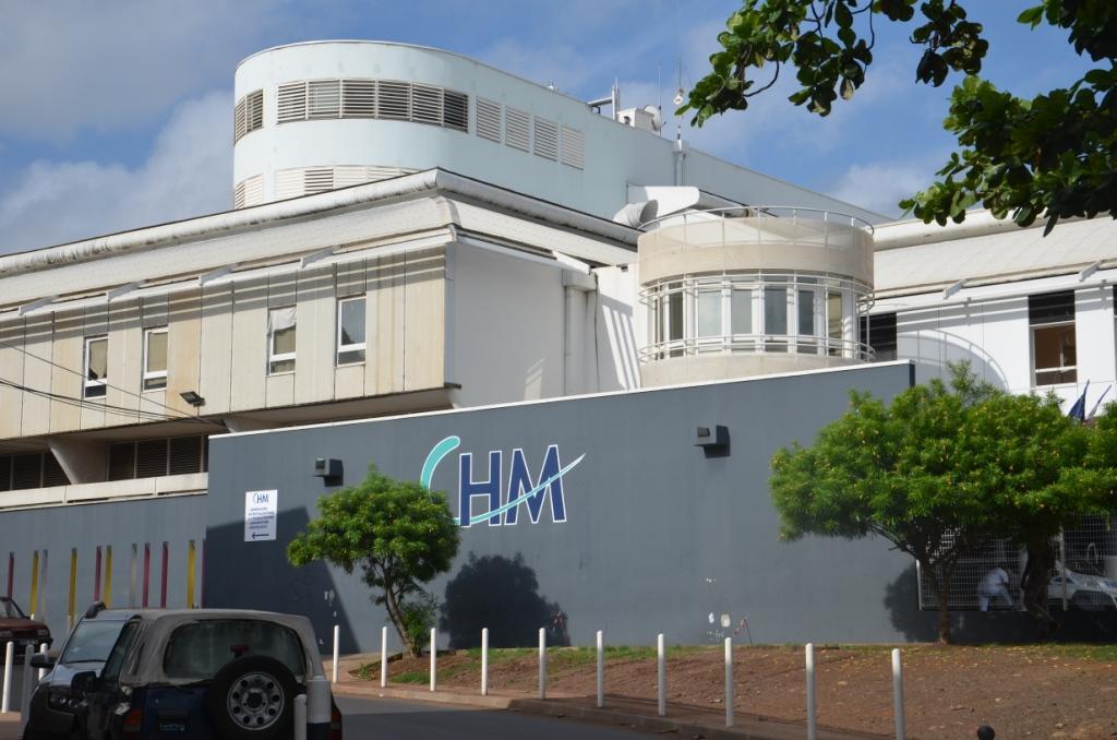 En 2015, l'AFD a octroyé des fonds pour l'extension du Centre hospitalier de Mayotte ©DR