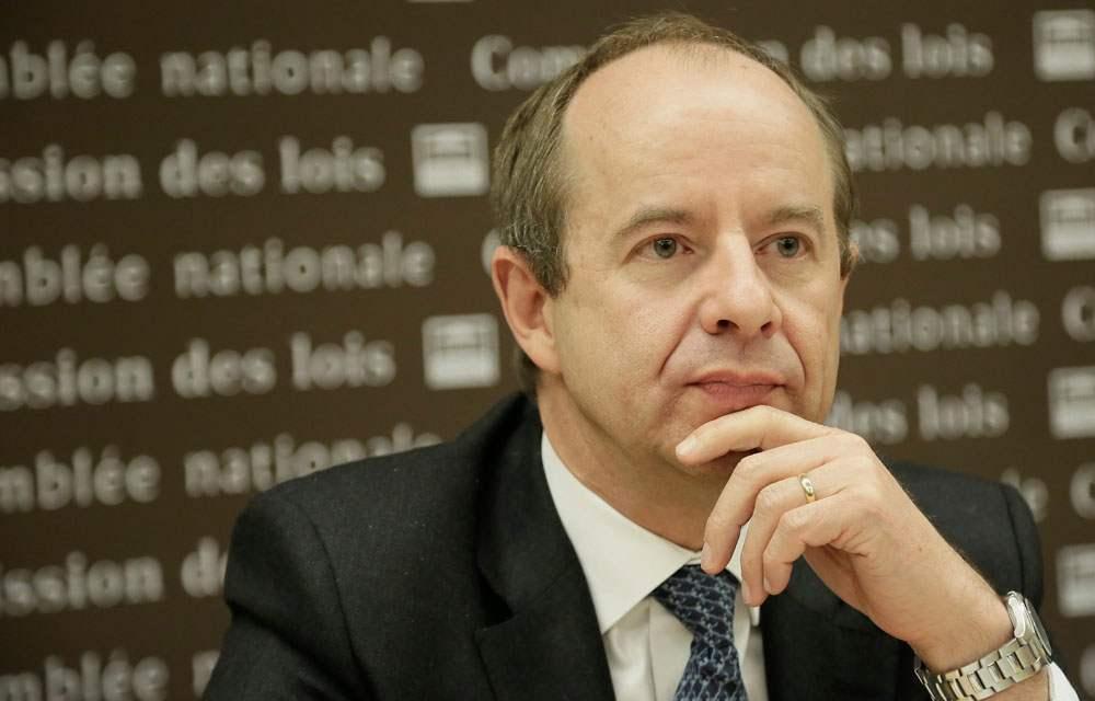 Jean-Jacques Urvoas, député du Finistère, sera cet après-midi, le nouveau ministre de la Justice et Garde des Sceaux ©JDD