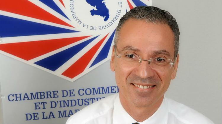 Manuel Baudouin, Président de la CCI de La Martinique et Président de l'ACCIOM ©DR