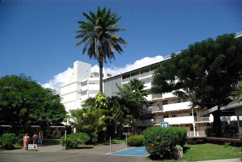 L'Hôpital de Mama'o a ouvert ses portes en 1970 et a rendu quarante années de bons et loyaux services aux Polynésiens ©Tahitikotov