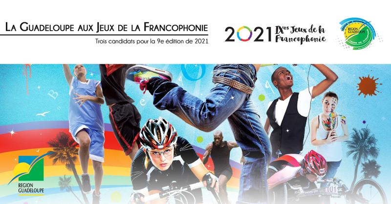 La Guadeloupe a retiré sa candidature dans l'organisation des Jeux de la Francophonie, la France n'est donc plus candidate ©Région Guadeloupe
