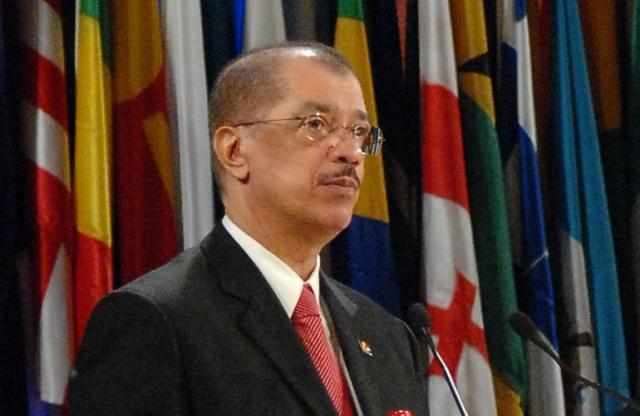 James Michel, Président des Seychelles, co-présidera le Sommet de l'économie bleue qui se tiendra la semaine prochaine à Abu Dhabi ©Seychelles News Agency