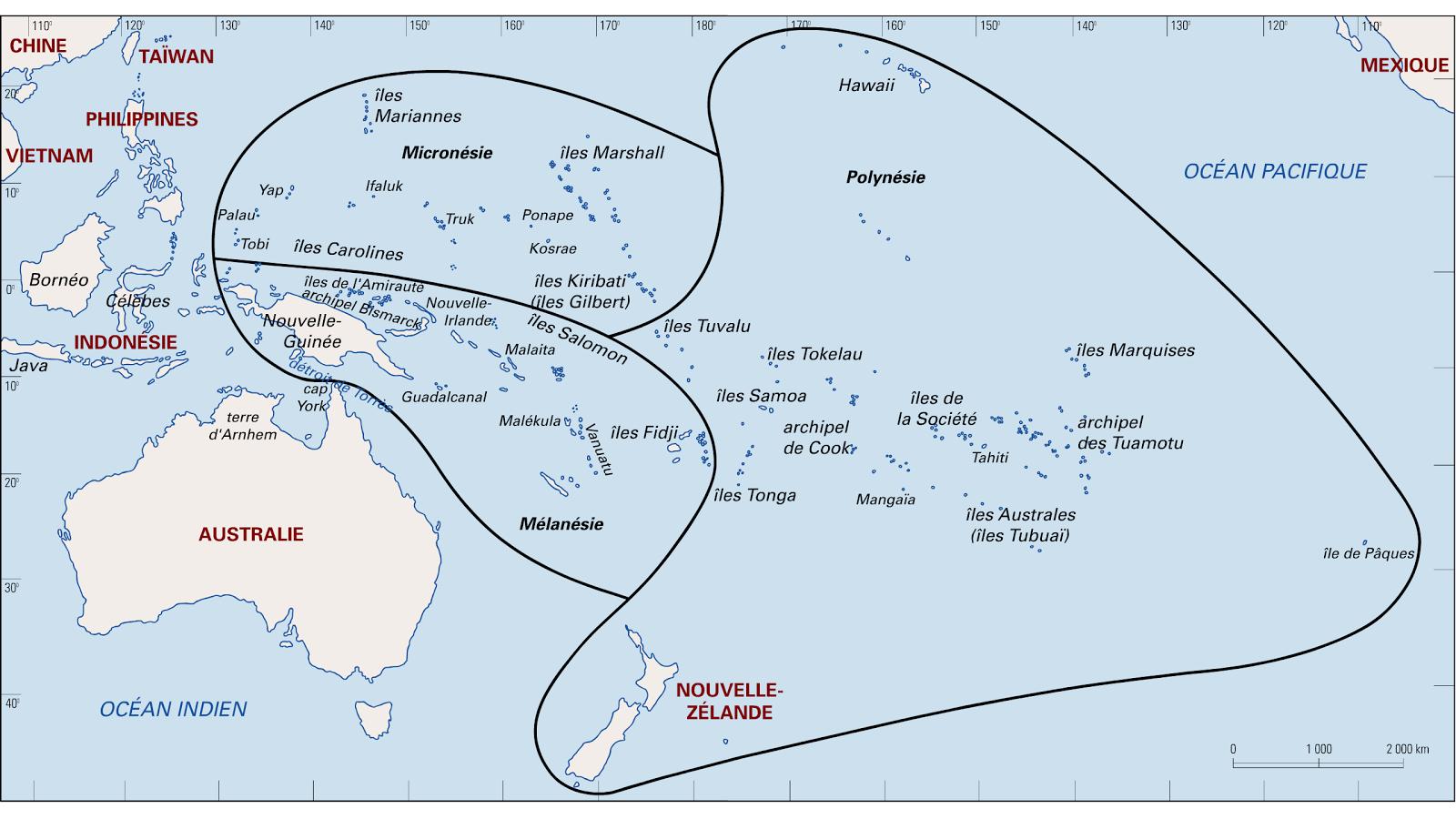 Dans les temps ancestraux, l'île de Rai'atea était le centre de tout le triangle polynésien et le point de départ de la conquête de la grande Polynésie ©DR
