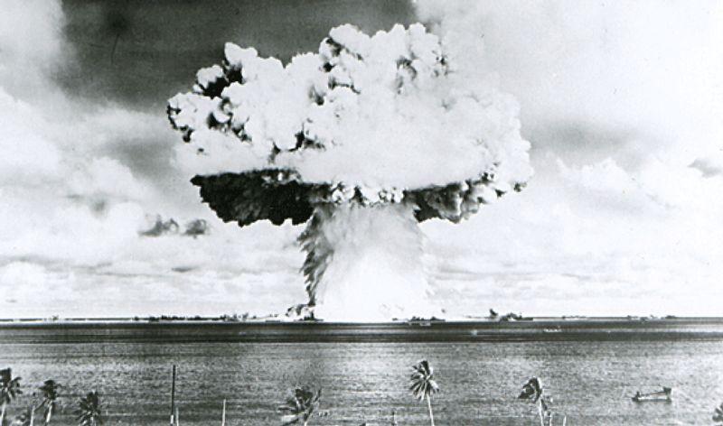 Histoire d'Outre-mer : «Le Pacifique a été frappé par 11 795 bombes d'Hiroshima !»