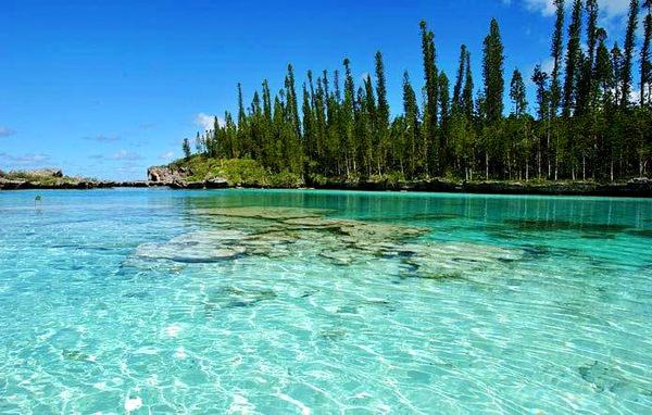 Île des Pins, Nouvelle-Calédonie ©DR