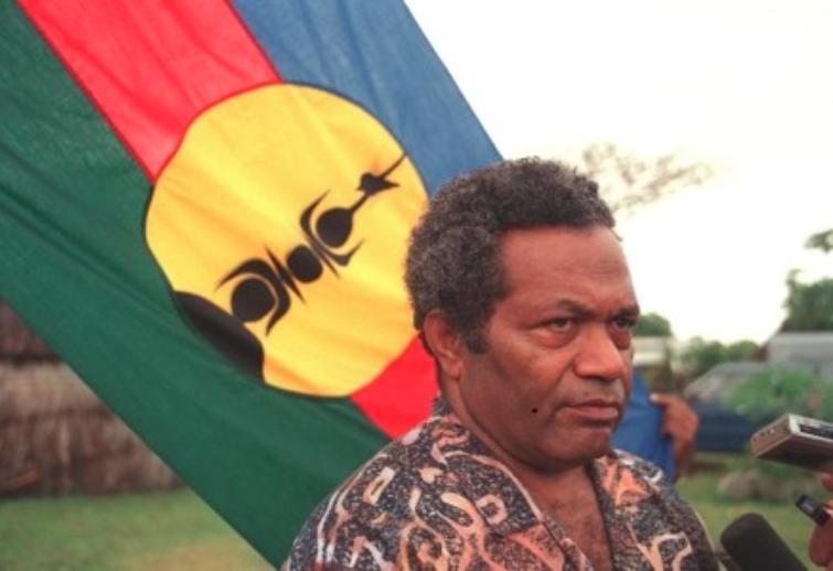 Jean-Marie Tjibaou, père de l'indépendantisme Kanak ©DR