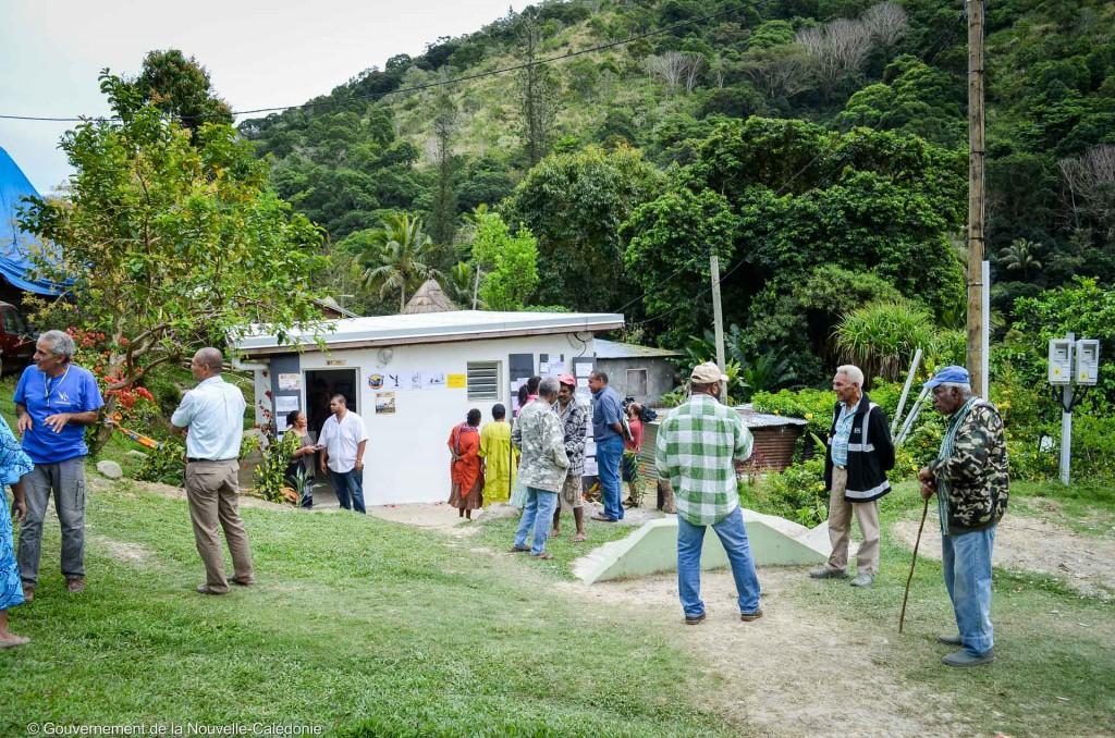 Une Case numérique à Hienghène ©Gouvernement de la Nouvelle-Calédonie