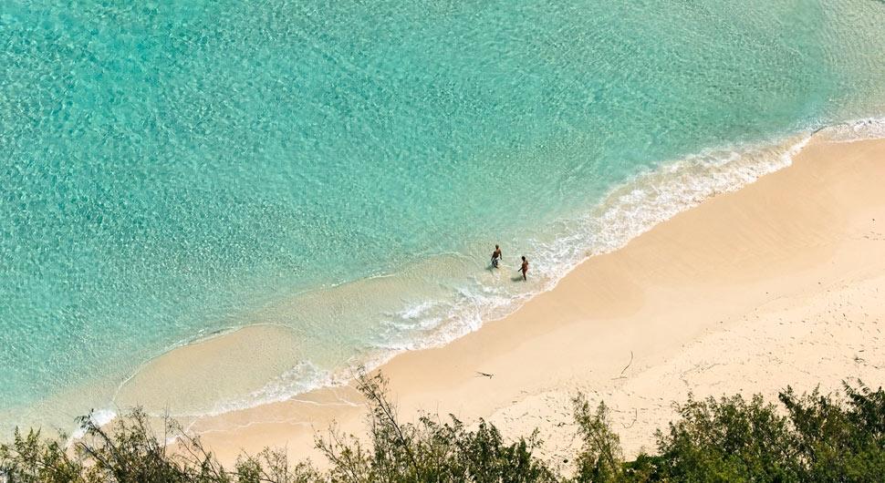 Le tourisme en Nouvelle-Calédonie apparait comme un des secteurs économiques viable en réponse à la crise du nickel ©Îles-loyauté.com