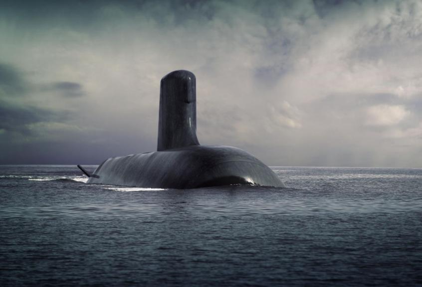 La France vient de remporter un contrat stratégique et historique. L'Australie a choisi la société française DCNS pour l'achat de 12 sous-marins d'attaque à propulsion hybride ©DCNS