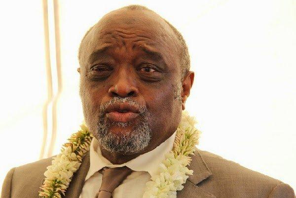 Mohamed Ali Soilihi, dit Mamadou, a saisi la Cour constitutionnelle et n'a pas reconnu les résultats annoncés par la commission électorale ©DR