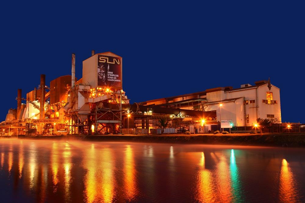 Nickel: 525 millions d'euros pour la SLN