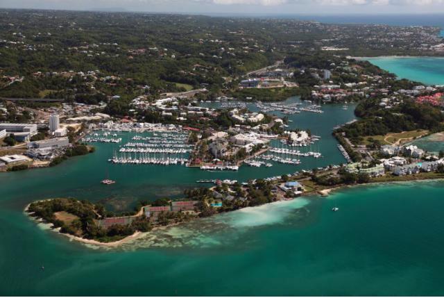 La Marina Bas-du-Fort en Guadeloupe remporte son premier Pavillon Bleu ©DR