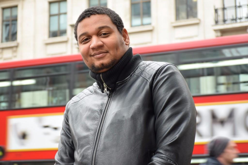 Samuel, 30ans, à Londres depuis 2ans et demi, Manager Support et Service client.