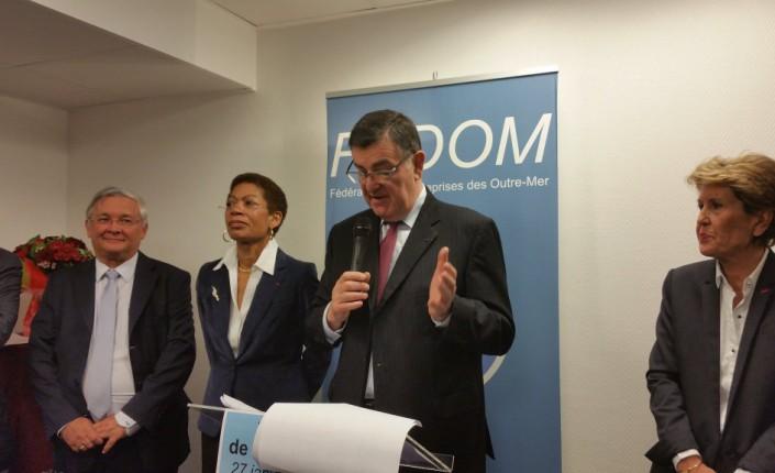 La FEDOM fête ses 30 ans au service des entreprises ultramarines