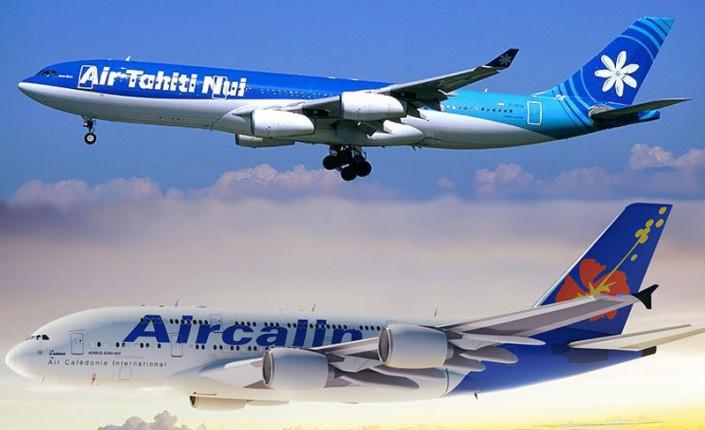 Les deux compagnies aériennes, Air Tahiti Nui et Air Calin, pourraient bien bénéficier de cette visite en Nouvelle-Zélande ©Radio 1 Tahiti