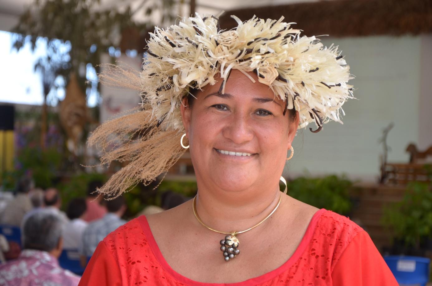 Congrès ACCD'OM 2018: Sylviane Terooatea, nouvelle présidente de l' ACCD'OM à compter du 1er janvier 2019