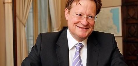 René Bidal, le nouvel Haut-commisaire de la République en Polynésie Française. Il remplace Lionel Beffre