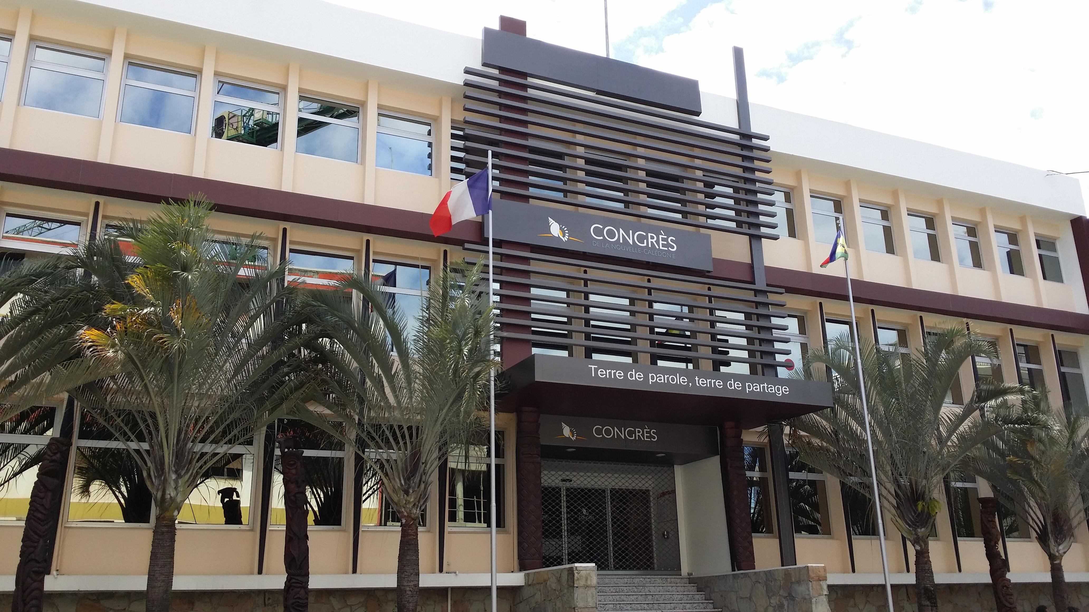 Le Congrès de la Nouvelle-Calédonie a adopté à l'unanimité le Schéma pour la transition énergétique calédonienne ©DR