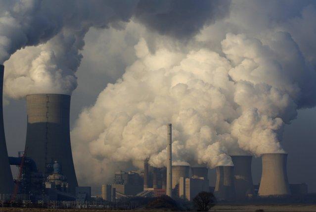 Usine à charbon en Allemagne ©Ina Fassbender / Reuters