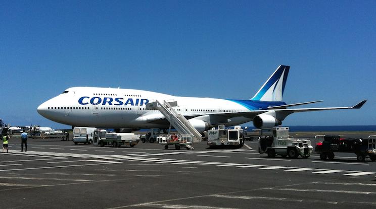 Alors que le groupe TUI pensait à s'en séparer, la compagnie   peut désormais garder ses 747 et même les rénover ©DR