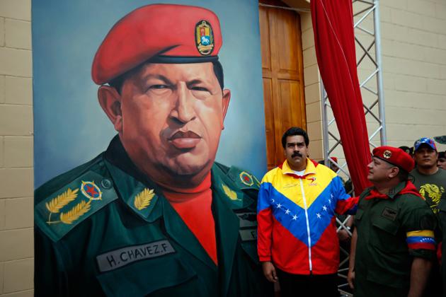 Nicolas Maduro, successeur d'Hugo Chavez à la présidence du Venezuela