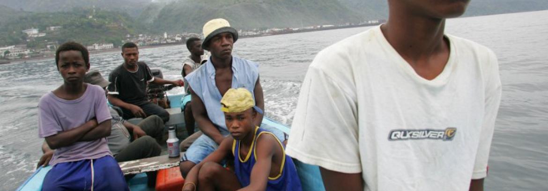 A Mayotte, les immigrés viennent principalement des Comores, îles voisines du 101ème département ©Richard Bouhet / AFP