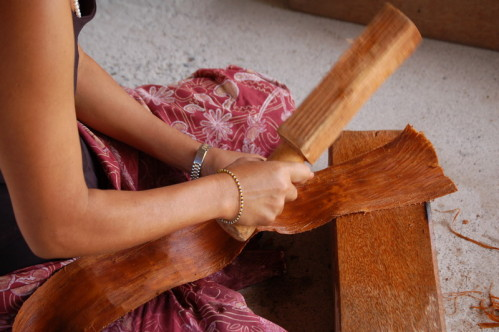 Histoire & Culture d'Océanie: «Au moment de la naissance, le nouveau-né était enveloppé dans un lange de tapa»