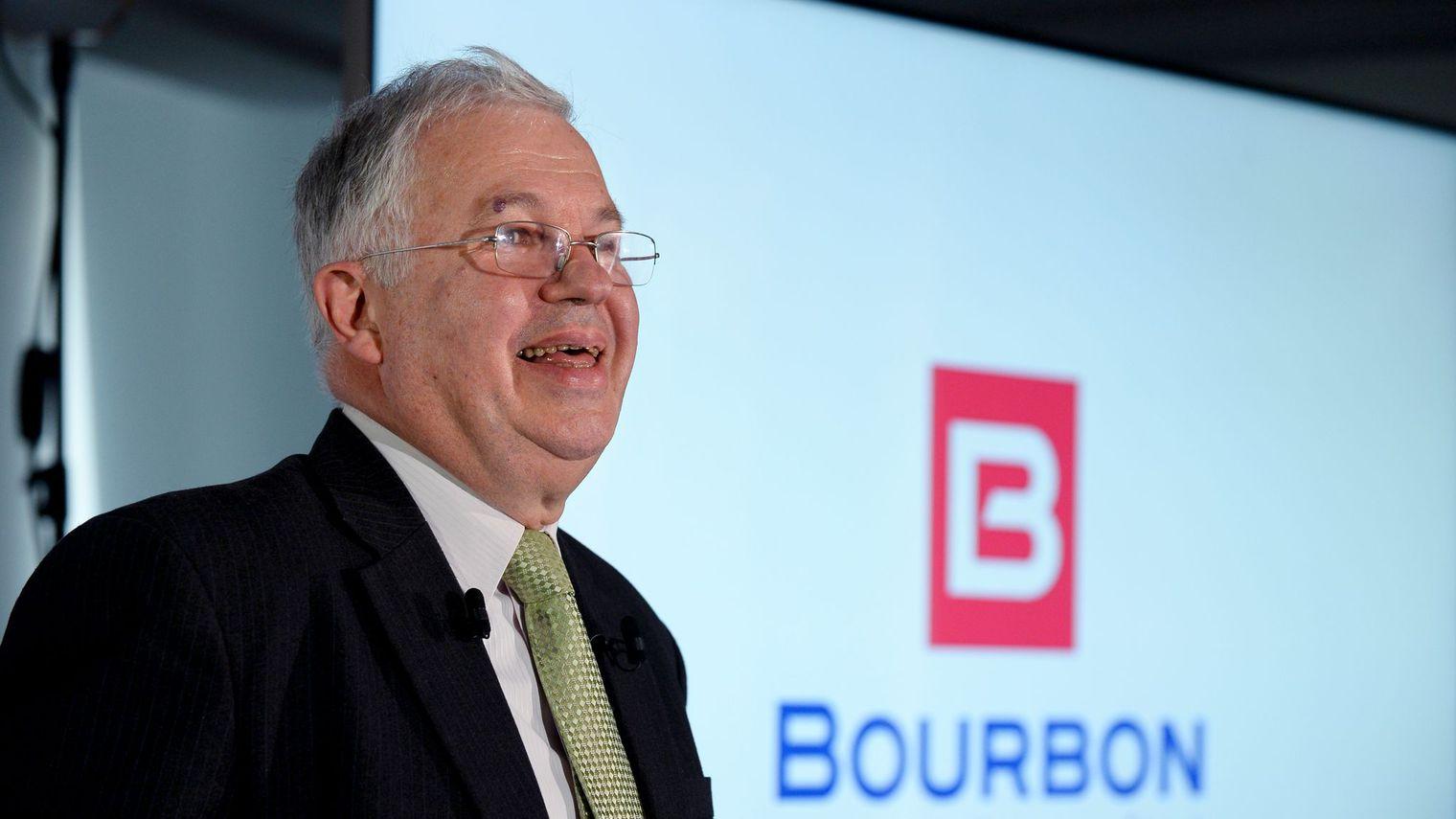 Jacques d'Armand de Châteauvieux, première fortune de La Réunion et ptron du groupe Bourbon ©Eric Piermont / AFP