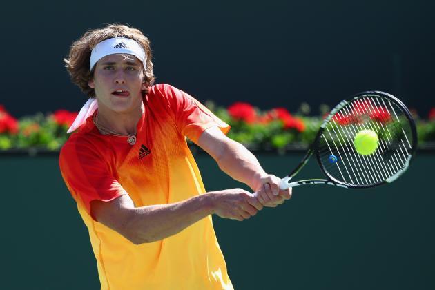 Alexander Zverev, prochain adversaire de Gaël Monfils ©Julien Finney / Getty Image