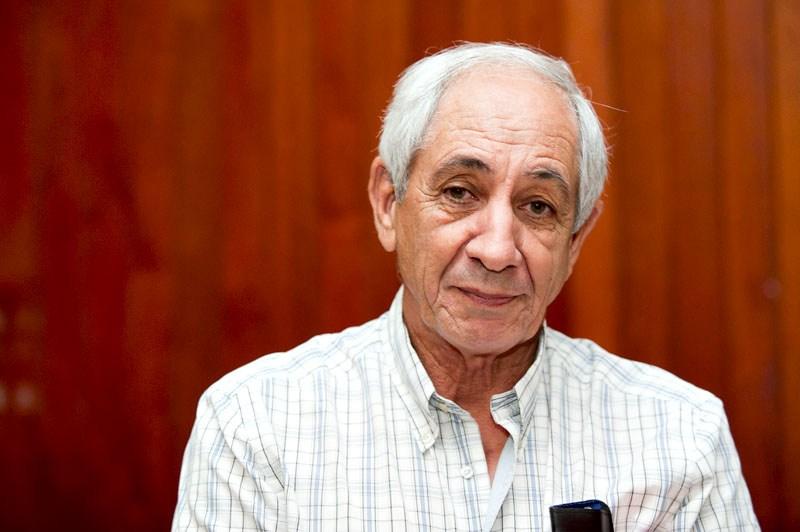 Albert Solia, ministre polynésien de l'Equipement ©Cédric Valax / Radio 1 Tahiti