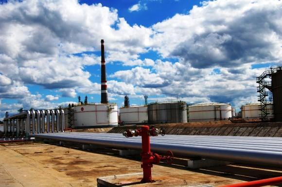 La raffinerie Cienfuegos, offerte par Huga Chavez à son mentor Fidel Castro ©DR