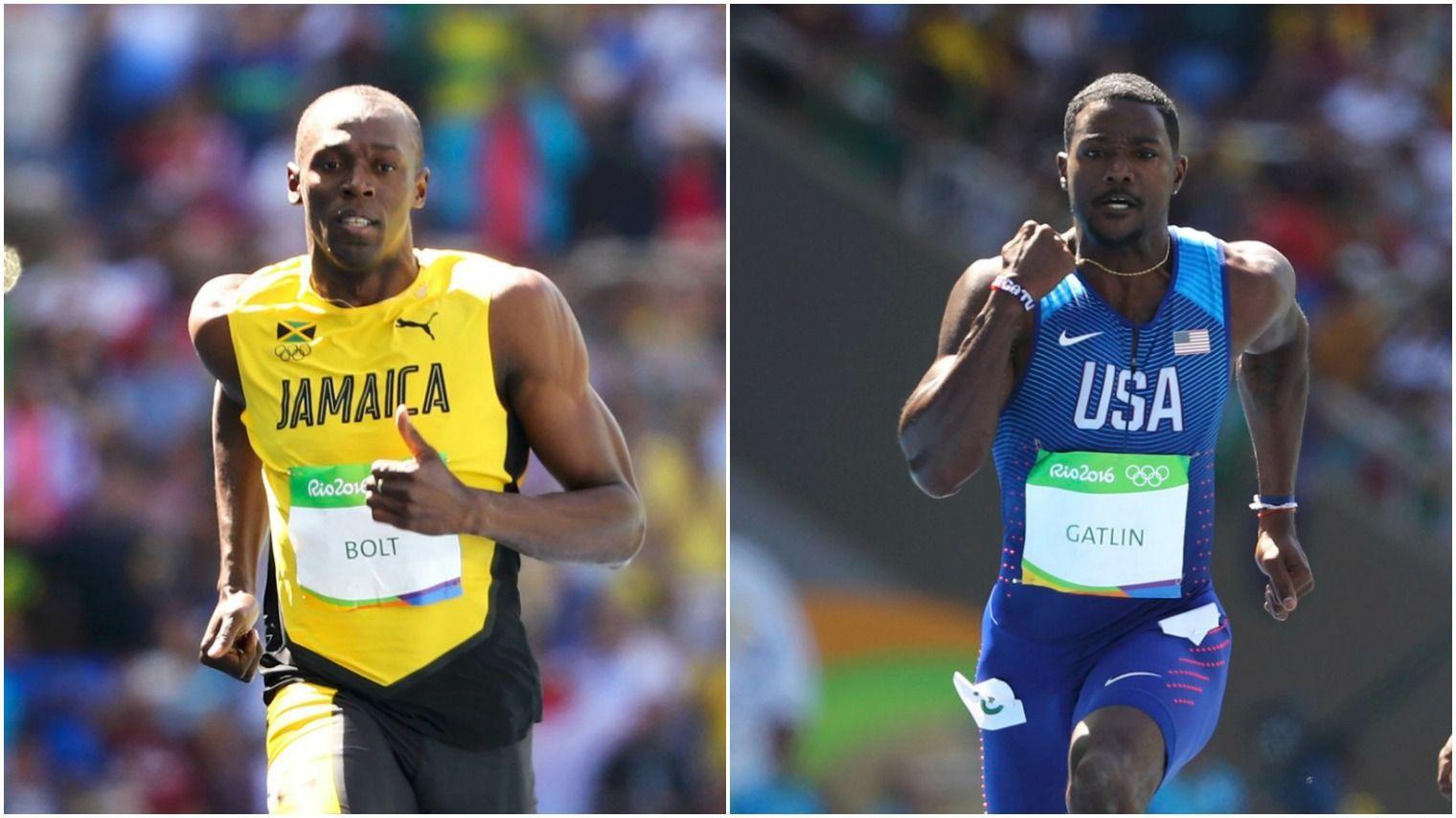 Le duel très attendu de ces JO : Bolt et Gatlin ©Lucy Nicholson / Reuters