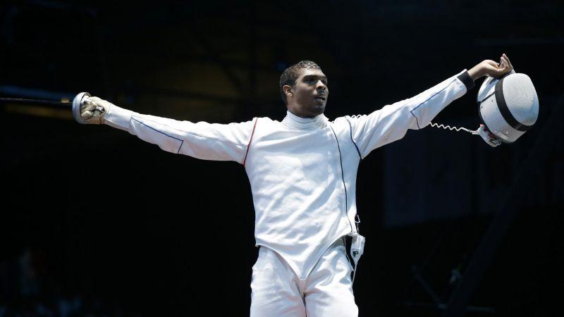Yannick Borel, né à Pointe-à-Pitre en Guadeloupe ©Eurosport