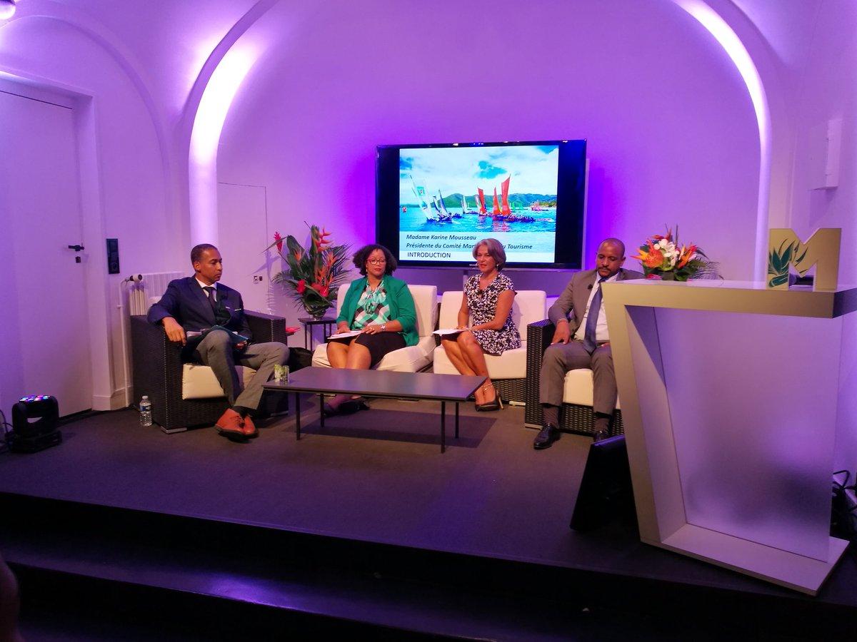 Tourisme en Outre-mer: Le Comité martiniquais du Tourisme densifie son offre touristique