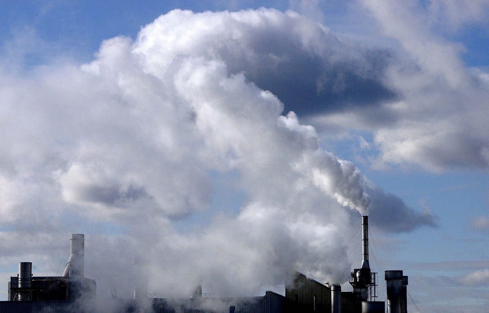 Les Etats Unis et la Chine représentent à eux seuls 40% des émissions de gaz à effet de serre ©ONU / Kibae Park