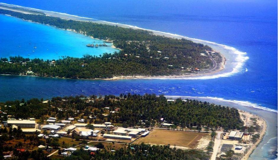 Samedi 23, la ministre de l'Education se rendra sur l'atoll de Rangiroa où elle touchera une des problématiques de l'éducation en Polynésie: l'éloignement et l'isolement des îles ©DR