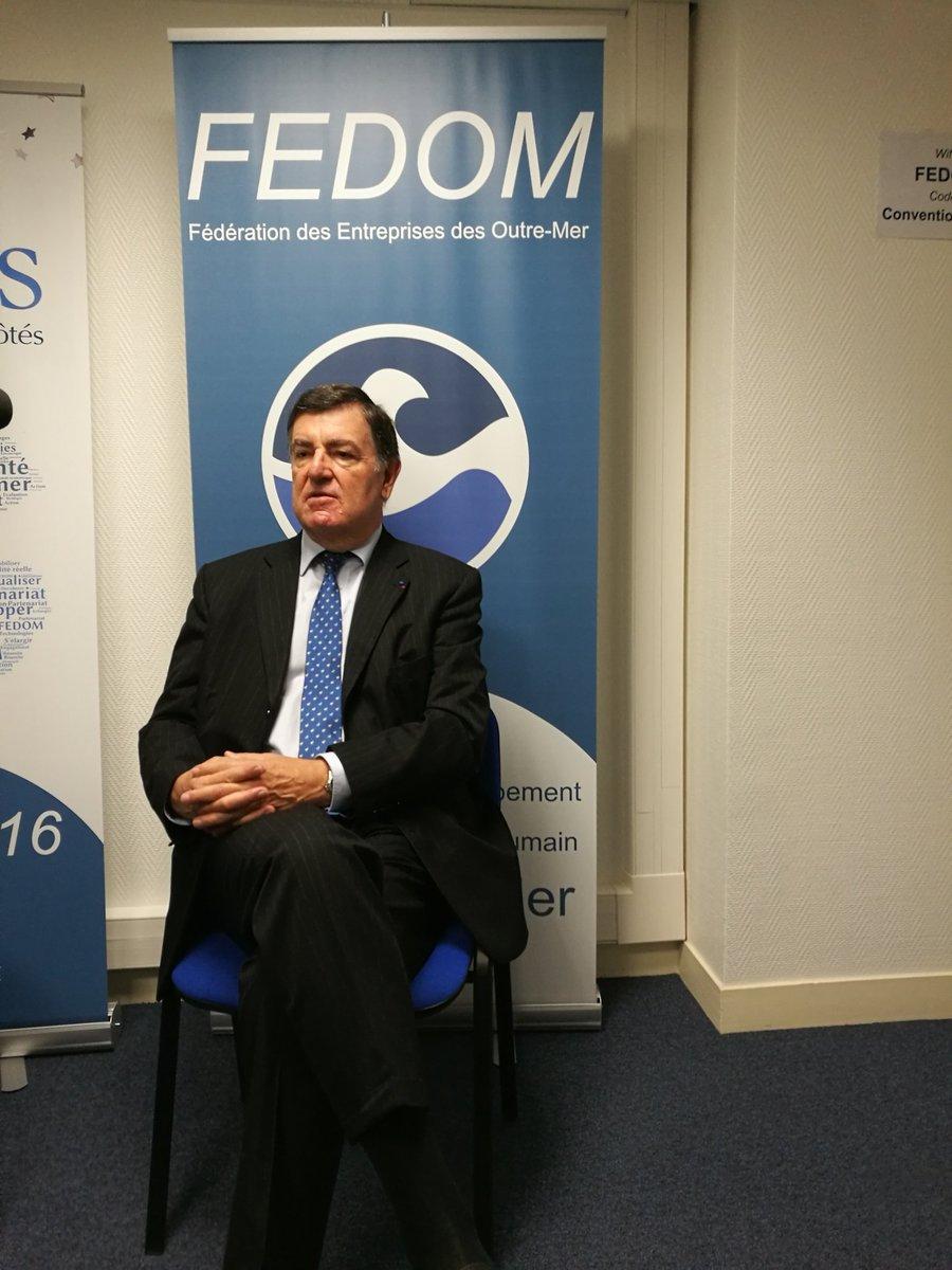 Egalité réelle en Outre-mer  : La FEDOM craint que l'application des dispositions économiques pour l'Outre-mer soit retardée d'une année