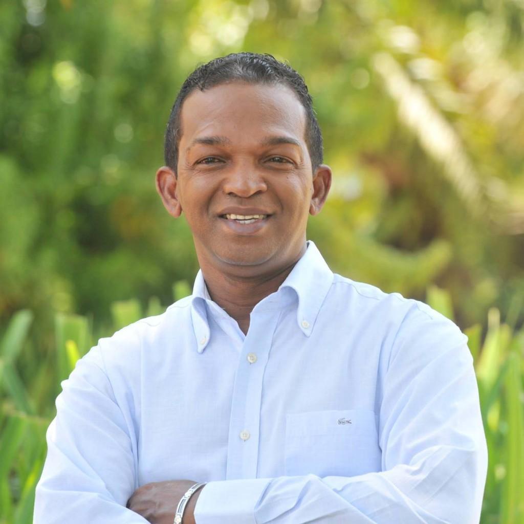 Philipe Alcide, président de la chambre de métiers et de l'artisanat en Guyane © Facebook