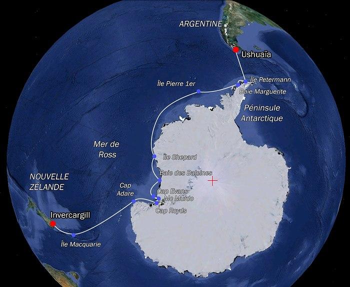carte-croisiere-antarctique-mer-de-ross