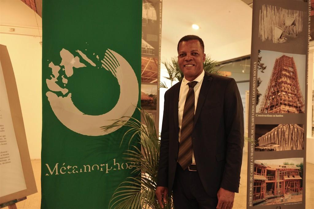 Ferdy Louisy maire de Goyave en Guadeloupe Président des Parcs Nationaux de France, vice président des Ecomaires @Paol Gorneg