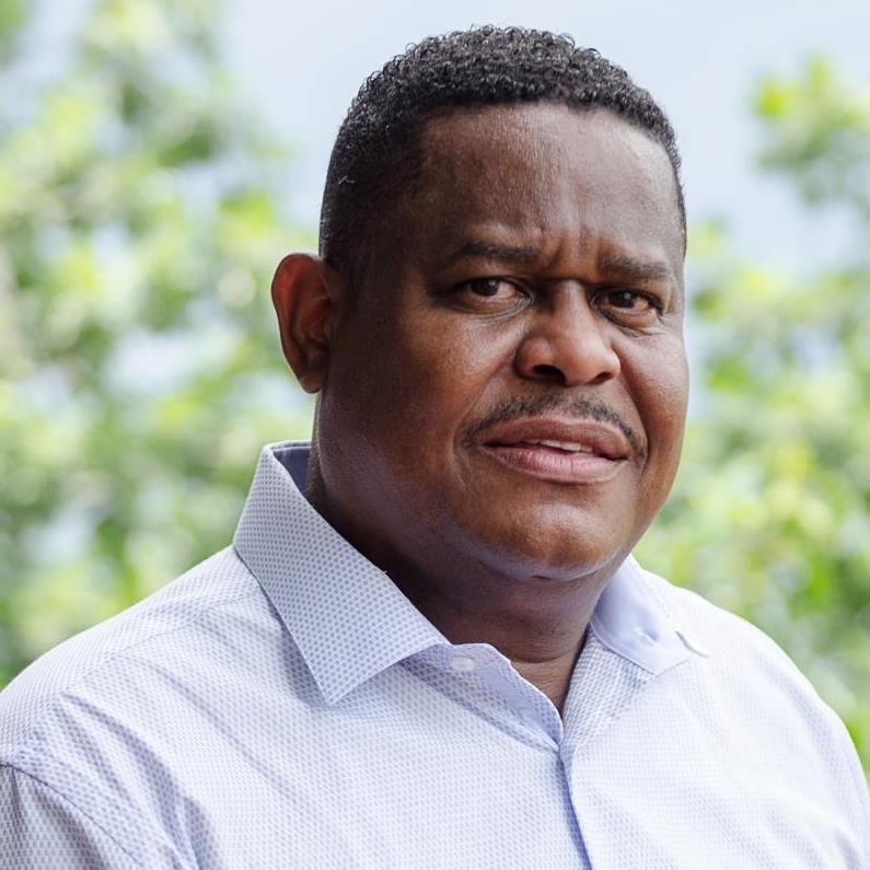 Franck Lasserre, le président de la chambre de de métiers et de l'Artisanat de Guadeloupe © Facebook