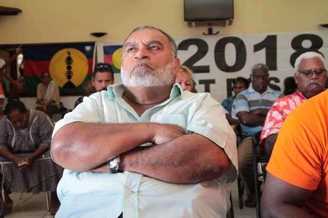 Le RIn demande l'inscription d'office des Kanak sur les listes électorales spéciales ©PhF / LNC