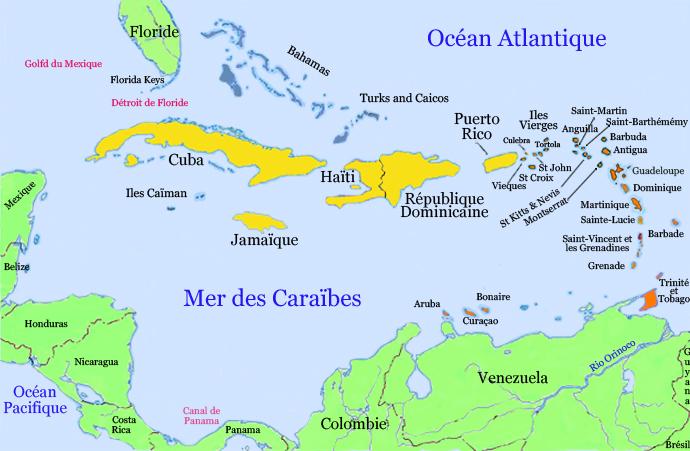 Coopération régionale-Caraïbe: La Guadeloupe prête à intégrer l'OECO