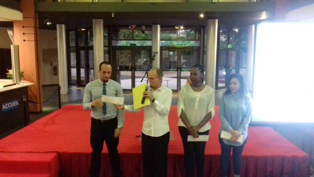 Les autres lauréats au concours de logo de la CTM  © Facebook CTM