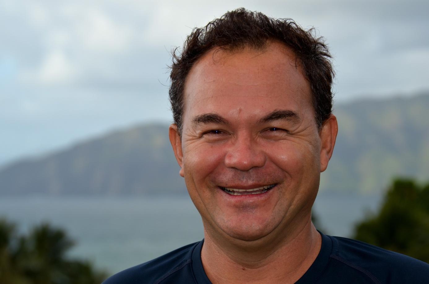 Félix Barsinas, maire de Tahuata et un des six maires marquisiens qui souhaitent un statut propre aux îles Marquises ©SPC.PF